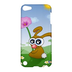 Easter Spring Flowers Happy Apple Ipod Touch 5 Hardshell Case