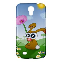 Easter Spring Flowers Happy Samsung Galaxy Mega 6 3  I9200 Hardshell Case