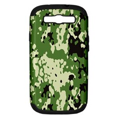 Flectar Samsung Galaxy S Iii Hardshell Case (pc+silicone) by Nexatart