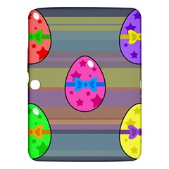 Holidays Occasions Easter Eggs Samsung Galaxy Tab 3 (10 1 ) P5200 Hardshell Case