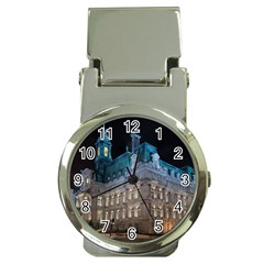 Montreal Quebec Canada Building Money Clip Watches by Nexatart