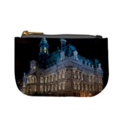 Montreal Quebec Canada Building Mini Coin Purses by Nexatart
