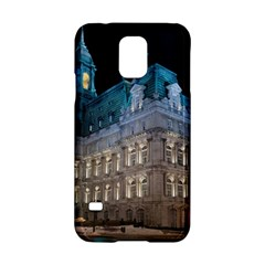 Montreal Quebec Canada Building Samsung Galaxy S5 Hardshell Case