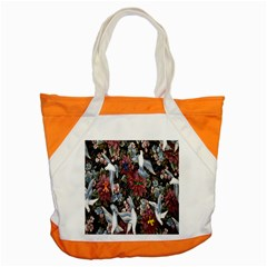 Quilt Accent Tote Bag