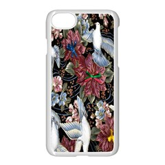 Quilt Apple Iphone 7 Seamless Case (white) by Nexatart