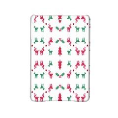 Reindeer Pattern Ipad Mini 2 Hardshell Cases by Nexatart