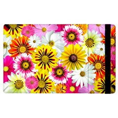 Flowers Blossom Bloom Nature Plant Apple Ipad 2 Flip Case by Nexatart