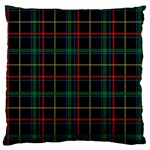 Plaid Tartan Checks Pattern Standard Flano Cushion Case (One Side) Front