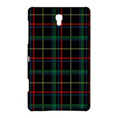Plaid Tartan Checks Pattern Samsung Galaxy Tab S (8 4 ) Hardshell Case  by Nexatart
