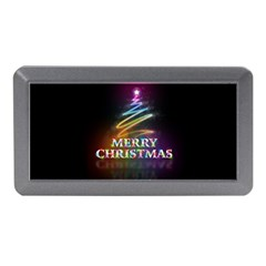 Merry Christmas Abstract Memory Card Reader (mini)