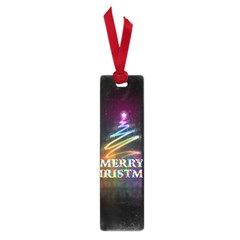 Merry Christmas Abstract Small Book Marks by Nexatart