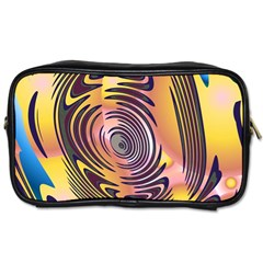Ethnic Tribal Pattern Toiletries Bags