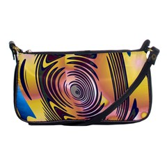 Ethnic Tribal Pattern Shoulder Clutch Bags by Nexatart