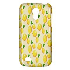 Pattern Template Lemons Yellow Galaxy S4 Mini