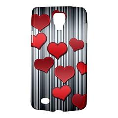 Valentines Day Pattern Galaxy S4 Active by Valentinaart