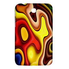 Pattern Background Structure Samsung Galaxy Tab 3 (7 ) P3200 Hardshell Case