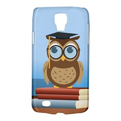 Read Owl Book Owl Glasses Read Galaxy S4 Active by Nexatart