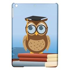Read Owl Book Owl Glasses Read Ipad Air Hardshell Cases
