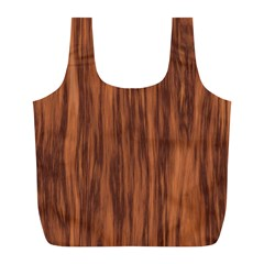 Texture Tileable Seamless Wood Full Print Recycle Bags (l)  by Nexatart