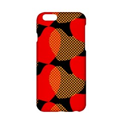 Heart Pattern Apple Iphone 6/6s Hardshell Case by Nexatart