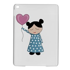 Valentines Day Girl Ipad Air 2 Hardshell Cases by Valentinaart