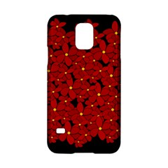 Red Bouquet  Samsung Galaxy S5 Hardshell Case  by Valentinaart