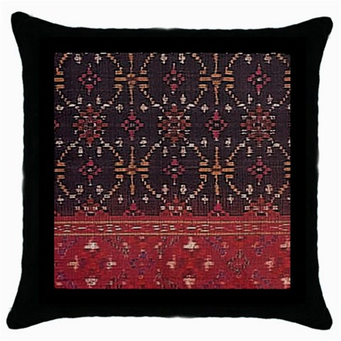 By Feel Good Fashion & Living®   Throw Pillow Case (black)   Dmphtmt6bb9r   Www Artscow Com Front