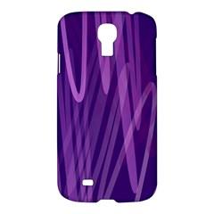 The Background Design Samsung Galaxy S4 I9500/i9505 Hardshell Case