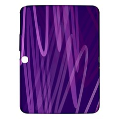The Background Design Samsung Galaxy Tab 3 (10 1 ) P5200 Hardshell Case  by Nexatart