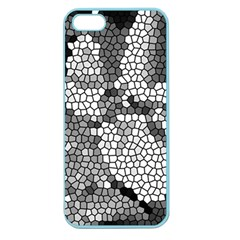 Mosaic Stones Glass Pattern Apple Seamless Iphone 5 Case (color) by Nexatart