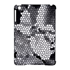 Mosaic Stones Glass Pattern Apple Ipad Mini Hardshell Case (compatible With Smart Cover)