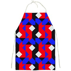 Pattern Abstract Artwork Full Print Aprons