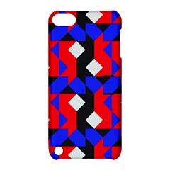 Pattern Abstract Artwork Apple Ipod Touch 5 Hardshell Case With Stand