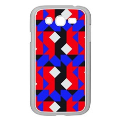 Pattern Abstract Artwork Samsung Galaxy Grand Duos I9082 Case (white)