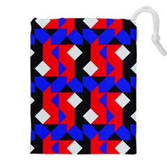 Pattern Abstract Artwork Drawstring Pouches (xxl)