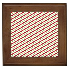 Stripes Framed Tiles