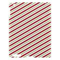 Stripes Apple Ipad 3/4 Hardshell Case