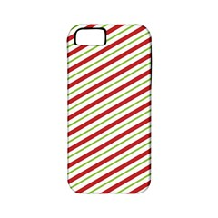 Stripes Apple Iphone 5 Classic Hardshell Case (pc+silicone)
