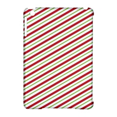 Stripes Apple Ipad Mini Hardshell Case (compatible With Smart Cover)