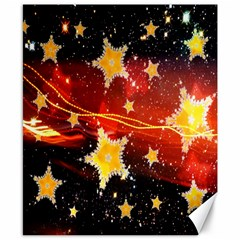 Holiday Space Canvas 8  X 10