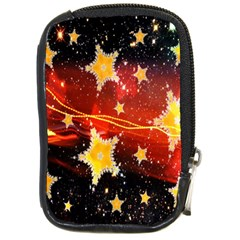 Holiday Space Compact Camera Cases by Nexatart