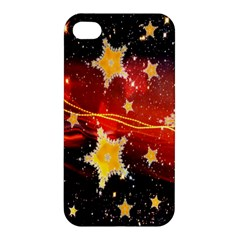 Holiday Space Apple Iphone 4/4s Hardshell Case