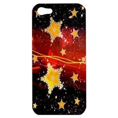Holiday Space Apple Iphone 5 Hardshell Case