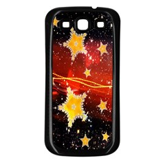 Holiday Space Samsung Galaxy S3 Back Case (black)