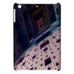 Industry Fractals Geometry Graphic Apple Ipad Mini Hardshell Case