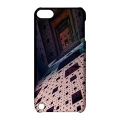 Industry Fractals Geometry Graphic Apple Ipod Touch 5 Hardshell Case With Stand