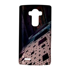 Industry Fractals Geometry Graphic Lg G4 Hardshell Case by Nexatart