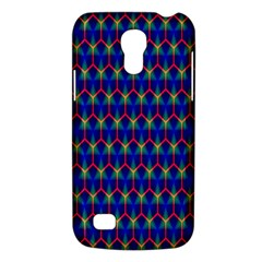 Honeycomb Fractal Art Galaxy S4 Mini