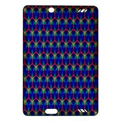 Honeycomb Fractal Art Amazon Kindle Fire Hd (2013) Hardshell Case