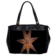 Star Light Decoration Atmosphere Office Handbags (2 Sides)  by Nexatart
